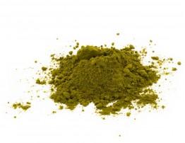 Маття, Порошковый Зеленый чай