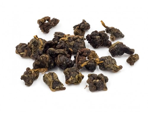 2014 Dong Ding Oolong Tea, medium roasted