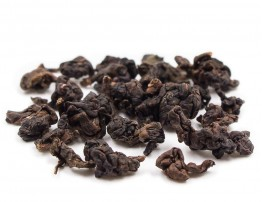 Dong Ding Oolong Tea, Heavy Roasted