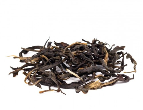 2019 Lightly Oxidized Sun-Dried Black Tea