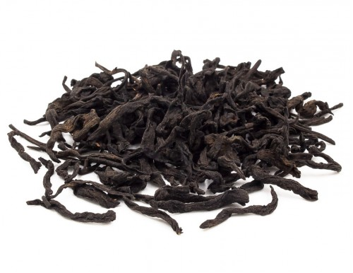"2018 ""Idle Buffalo"" Purple Myanmar Ripe Pu-erh Tea"