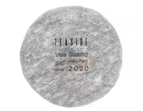 2020 Прессованный Белый чай со сладких деревьев