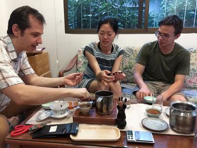 Interview with James Schergen (teaDB)