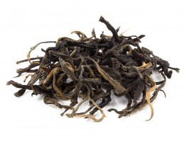 "2014 ""TEASIDE 0380"" Raw Pu-erh Tea, loose"