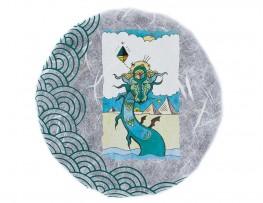 "2016 ""Dragon"" Raw Pu-erh tea"