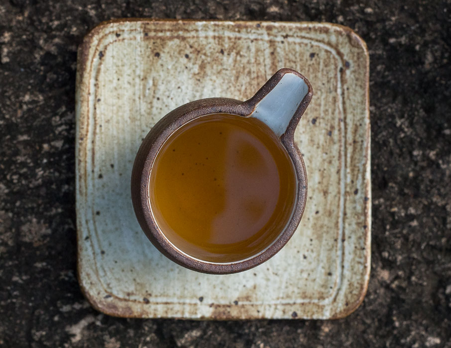 2016 Pu Muen Raw Pu-erh Tea -