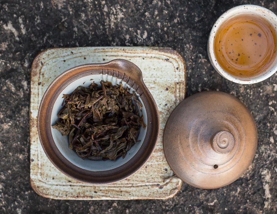 2016 Pu Muen Mountain Raw Pu-erh Tea -