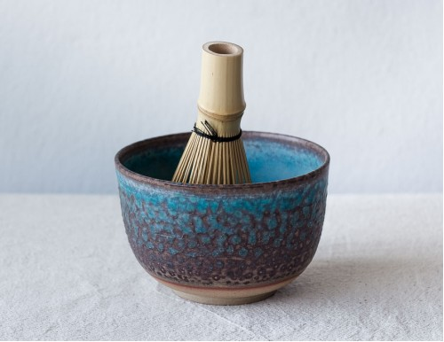 Ceramic Matcha Bowl, 320ml