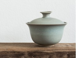Light Stone-Blue Gaiwan, 200ml