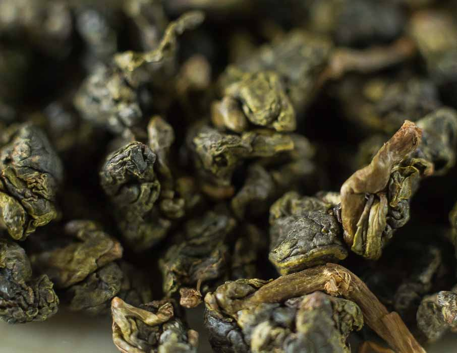Cui Yu oolong tea 2020 USDA organic loose