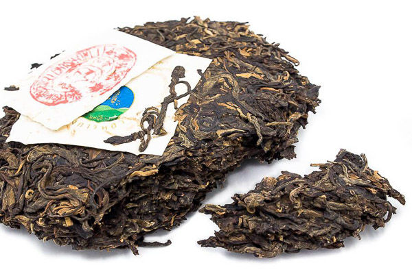 2006 Hong Tai Chang Raw pu-erh tea from Thailnad
