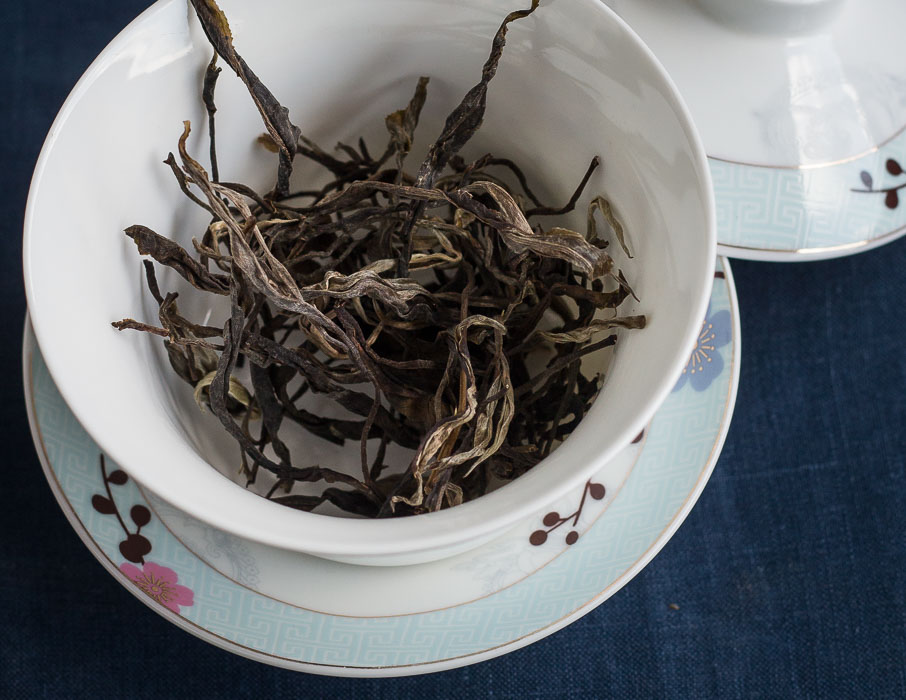 2018 Bitter Leaf Raw Pu-erh Tea Ceremony